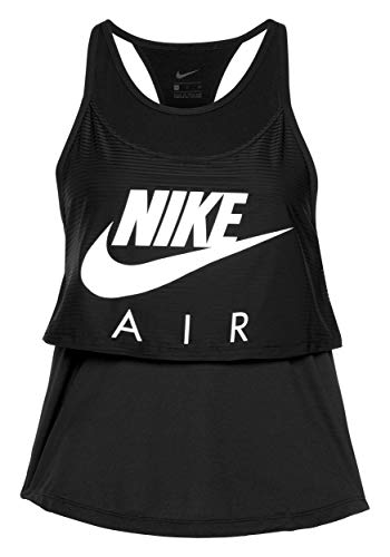 NIKE W NK Air GX Camiseta sin Mangas, Mujer,...