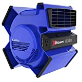 Lasko X12905 High Velocity X-Blower Utility Fan for Cooling, Ventilating, Exhausting and...