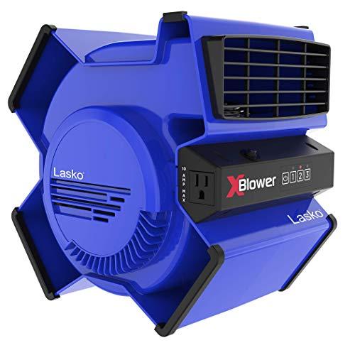Lasko High Velocity X-Blower Utility Fan