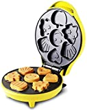 IVNZEI Trous électrique Party Pop Baby Cake Lolli gâteau Donut Cupcake Maker Machine -Double-Verso