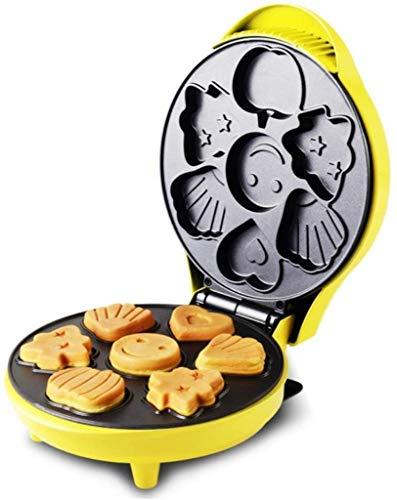 Agujeros estallido de la torta Electric Party bebé Lolli rosquilla Cupcake Maker Máquina -Doble-Sided