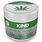 Hemp Joint & Muscle Active Relief Gel- High Strength Hemp Oil Formula Rich in Natural Extracts by 5kind. Soothe Feet… 10