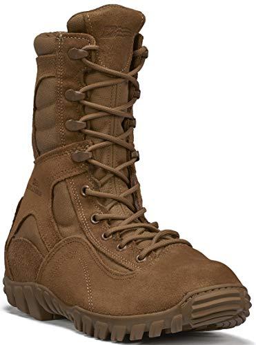 B Belleville Arm Your Feet Men's Sabre 533 Hot Weather Hybrid Assault Boot, Coyote - 9.5 R
