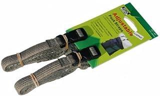 "ROK Straps 12""-42"" Adjustable Strap - 2pk / Loop Thru ACU Camo"