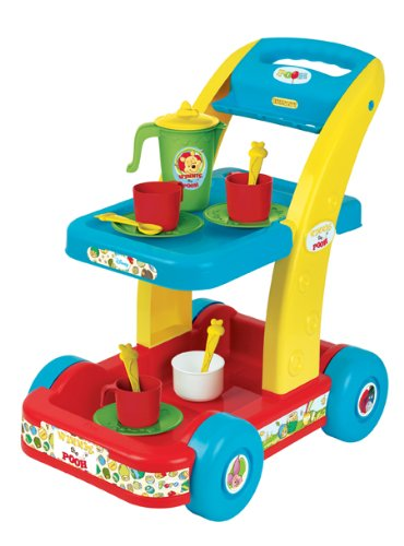 FARO - 5320 - Trolley - Pic-nic avec Accessoires - Winnie The Pooh