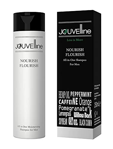 Caffeine Shampoo to Prevent and Reduce Hair Loss and Promote Natural Hair...