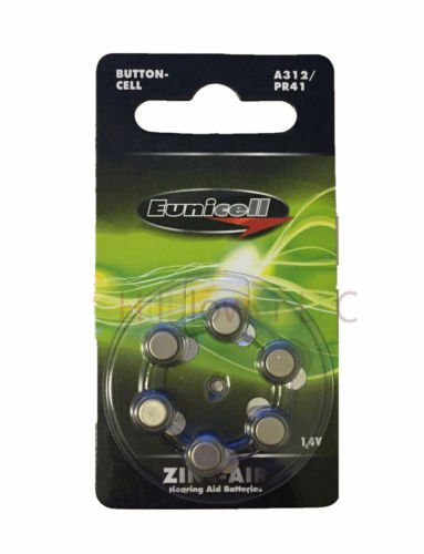 Best hearing aid batteries 312a