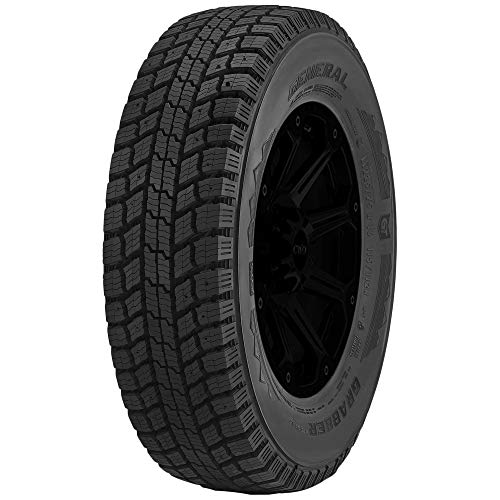in budget affordable Radial tires for winter without studs General Tire Grabber Arctic LT – 265 / 70R17XL 116T