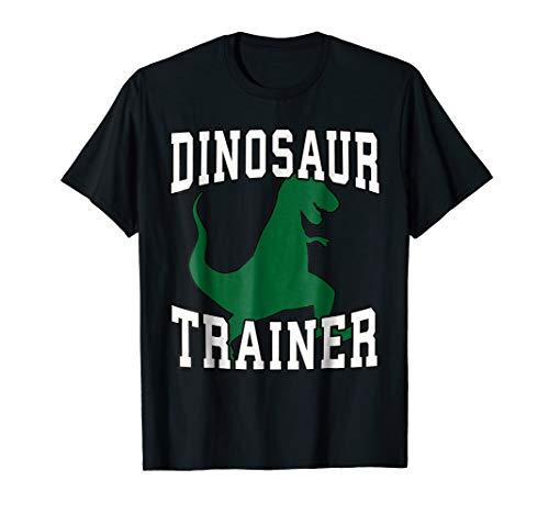 Dinosaur Trainer Halloween T-Shirt, Costume for Adults Kids