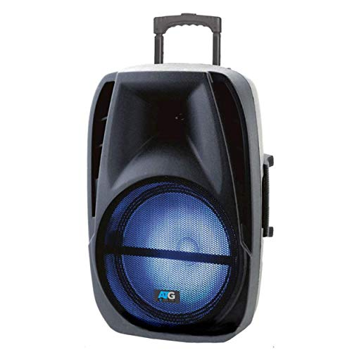 """ATG 12DJTW 12"""" Portable Bluetooth DJ Speaker - 3000 Watts 
