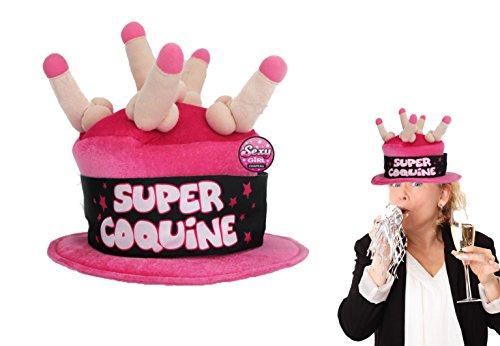 Generique - Chapeau Super Coquine