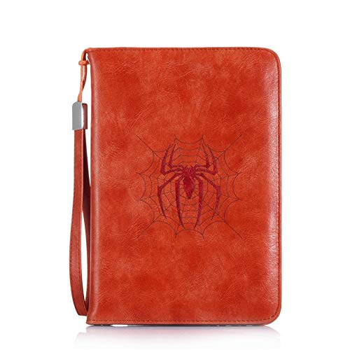 RubyShopUU PU Leather case for iPad Air Auto Sleep Wake up Stand Leather Cover for iPad Air 1/Air 2 9.7 Case with Travel Portable Bag