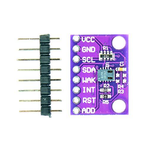 Sensor de calidad del aire CCS811 para mediciones en interiores de VOC, TVOC, eCO2 con I2C para Arduino, Raspberry Pi