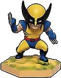Beast Kingdom- Mini Egg Serie X-Men Minifigura Lobezno 8cm, Multicolor (OCT188483)
