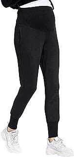 Women's Maternity Pants Super Soft Jogger Sweatpants with Pockets