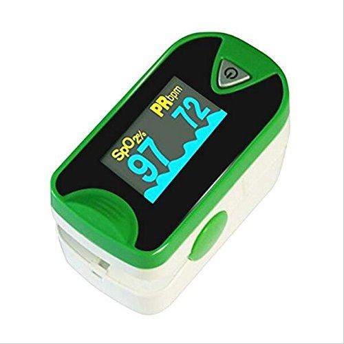 New ChoiceMMed conductos dedo punta oxímetro de pulso y saturación Pr Medidor de oxígeno en sangre md300C26