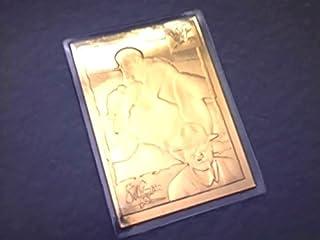 2000 Wwf Wwe Danbury Mint Sergeant Slaughter Sgt. Slaughter #24---22kt Gold Foil Wrestling Card #24 (World Wrestling Feder...