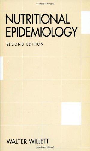 Nutritional Epidemiology