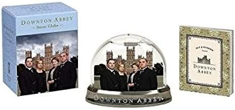Downton Abbey Snow Globe [With Book][DOWNTON ABBEY SNOW GLOBE][Other]