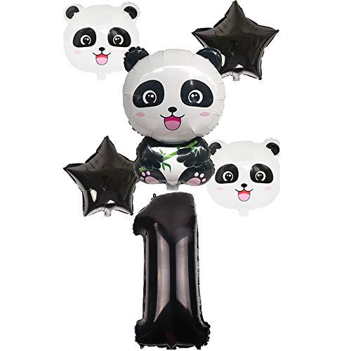 Panda 1st Birthday Decoration