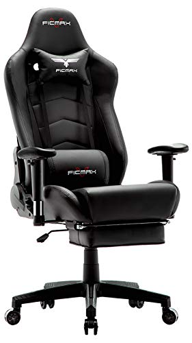 Our #5 Pick is the Ficmax Ergonomic Massaging Gaming Chair