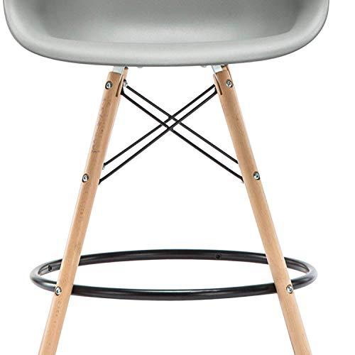 STOOL Asiento pequeno, taburete para zapatos, taburete de bar, taburete de comedor, taburete de restaurante, escalera de mano, silla, mesas y sillas, taburete de bar Juego de 4 taburetes de bar con r