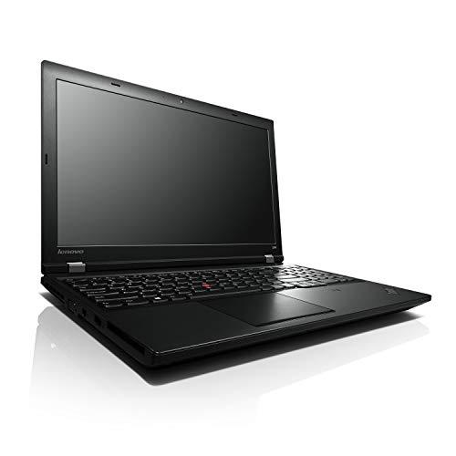 Lenovo ThinkPad L540 15,6 Zoll Intel Core i5 256GB SSD Festplatte 8GB Speicher Windows 10 Pro MAR Webcam Business Notebook Laptop (Zertifiziert und Generalüberholt)