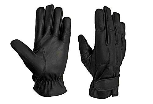 AR TACTICAL GMBH Einsatzhandschuhe mit Quarzsand für Polizei, KSK, SEK und Security (XL)