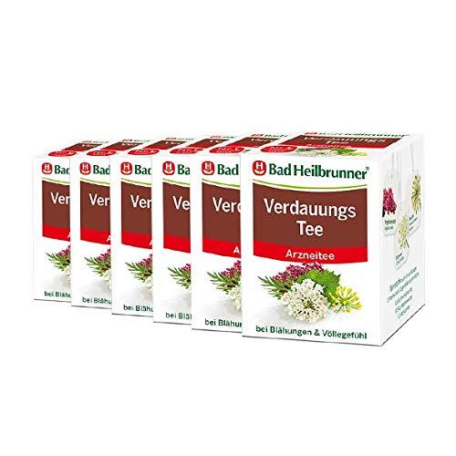 Bad Heilbrunner Verdauungstee - 6er Pack