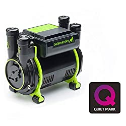 This twin pump is designed to boost both hot and cold Supplies to your shower creating an invigorating showering experience Perfect to wake you up in the morning or relax you for a great night sleep The Salamander CT75 extra regenerative pump is cont...