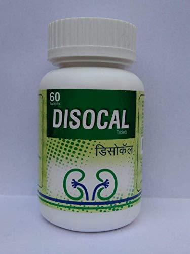 Kalash Pharmaceutical Pvt.Ltd Disocal 60 Tab Kalash Pharmaceutical Pvt.Ltd