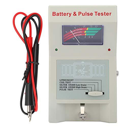 ZJchao Reloj, comprobador de batería, Detector de Movimiento de...