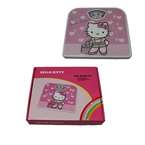 Sanrio Hello Kitty Personenwaage mechanisch Waage für Kinder Kinderwaage NEU