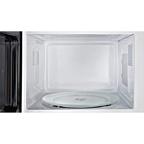 41Z+zqdqJLL. SS500  - Bosch HMT72G450B Serie 4 Freestanding 800W Microwave Oven with Grill - Brushed Steel