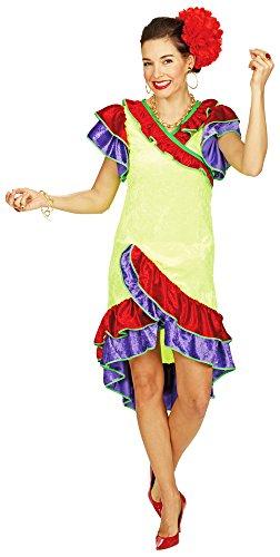 Das Kostümland Brasilianerin Gabriella Kostüm für Damen Gr. 40 42