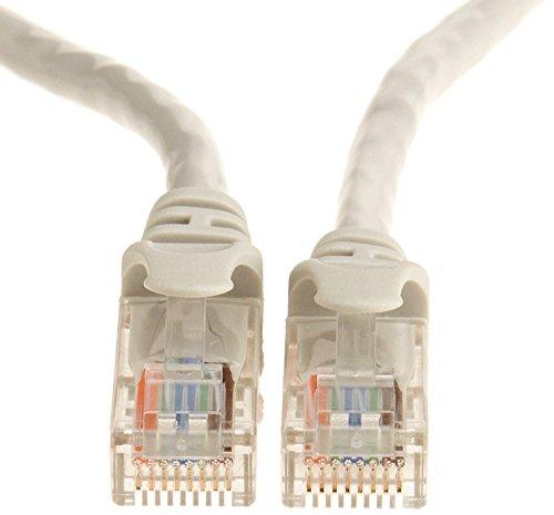 Amazon Basics RJ45-Cable de red de Ethernet de Cat-5e, 4,2 m