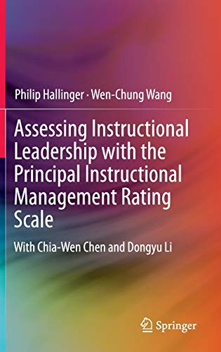 Assessing Instructional Leadership with the Principal Instructional Management Rating Scale (Springerbriefs in Education)
