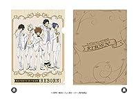 クリアファイル「家庭教師ヒットマン REBORN!」05/集合デザイン タキシードVer.