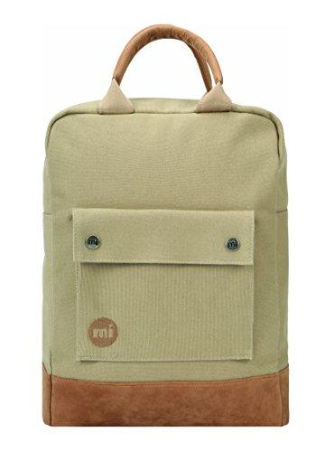 Mi-Pac Mi-Pac Tote Backpack Canvas Mochila Tipo Casual, 40 cm, Beige (Sand)