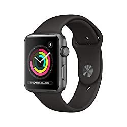 Apple Watch Series 3 with dual-core processor