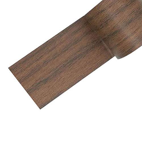 Xuanshengjia Cinta De Reparación De Grano De Madera De 5,7 Cm 4,57 M, Pegatina Impermeable para Renovación De Muebles, Pegatina Impermeable Autoadhesiva De Grano De Madera
