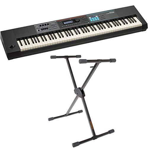 Best Prices! Roland JUNO-DS Series 88-Key Synthesizer - Bundle With KS-10X Single Brace Keyboard X-S...