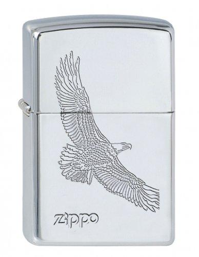 Zippo Zippo 1110001 Nr. 250 Eagle Chrome