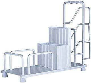 HSWJ Étagère Rack de Cuisine Support de Rangement Couteau Rack Assaisonnement Pot Rack Planche à découper Rack Matériel de...