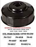 xr 250 oil filter - APSG Oil Filter Wrench Motorcycle/Powersports Fit: Filters > .FRAM : PH7317 PH6607 XG6607 PH6617 PH6617A PH49 PH6018 Filters