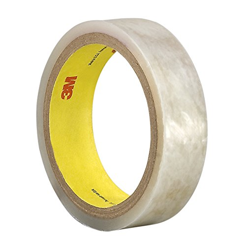 TapeCase 3M PT2E97CP 10,2 cm x 200FT transparant multipolymeer tapijt-beschermende kleefband, 10,2 cm x 5,1 m rol