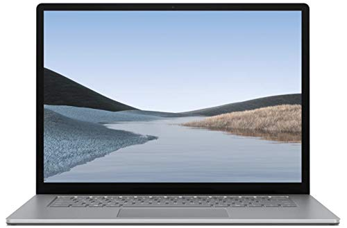 Microsoft Surface Laptop 3 38,1 cm (15 Zoll), 2496 x 1664 Pixel, Touchscreen der 10. Generation Intel® CoreTM i5 8 GB LPDDR4x-SDRAM 256 GB SSD Wi-Fi 6 (802.11ax) Windows 10 Pro