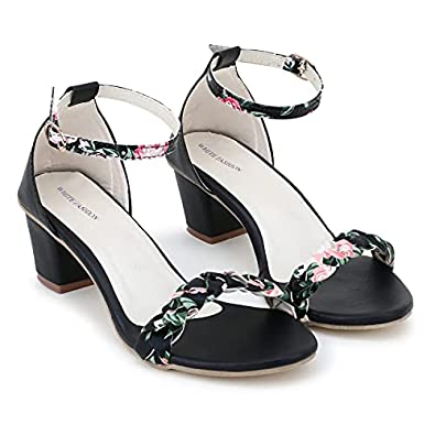 US GROUP women and girls casual heel sandal