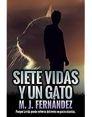 Siete vidas y un gato: (Inspector Salazar 07) Novela negra y policíaca