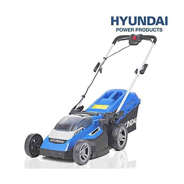 Hyundai HYM40LI380P Cordless Mower 38cm